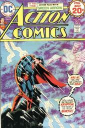 Action Comics (DC Comics - 1938) -440- The Man Who Betrayed Krypton!