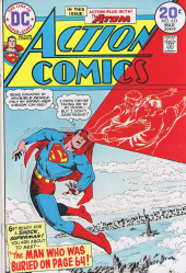 Action Comics (DC Comics - 1938) -433- The Man Who Was Buried on Page 64!