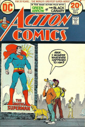 Action Comics (DC Comics - 1938) -428- Whatever Happened to Superman?