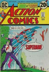Action Comics (DC Comics - 1938) -426- Master of the Moon Rocks!