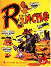 Rancho (S.E.R) -1- Douglas Danifer Le Ranchero Noir 1