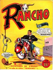 Rancho (S.E.R) -5- Black Boy G'Man ...