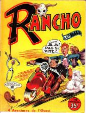 Rancho (S.E.R) -6- Black Boy L'enlèvement de Babs
