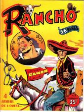 Rancho (S.E.R) -7- Black Boy Sur la Piste des Stupéfiants