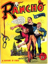 Rancho (S.E.R) -9- Black Boy Venger Petit Bill