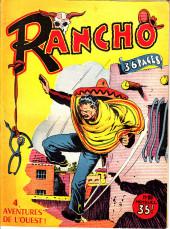 Rancho (S.E.R) -10- El Lobo Negro Le Loup Noir