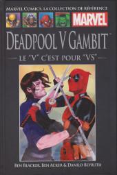 Marvel Comics - La collection (Hachette) -185145- Deadpool V Gambit : Le