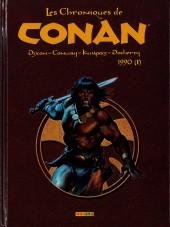 Les chroniques de Conan -29- 1990 (I)