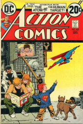 Action Comics (DC Comics - 1938) -425- The Last Moa on Earth!
