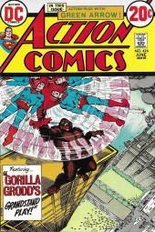 Action Comics (DC Comics - 1938) -424- Gorilla Grodd's Grandstand Play!