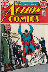 Action Comics (DC Comics - 1938) -423- Luthor's Hammer of Hate!