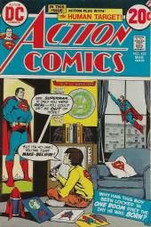 Action Comics (DC Comics - 1938) -422- The TV Show That Menaced Metropolis!