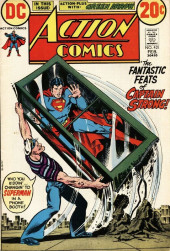 Action Comics (DC Comics - 1938) -421- The Fantastic Feats of Captain Strong!