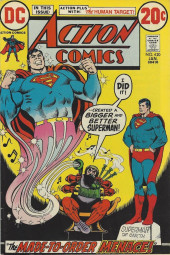 Action Comics (DC Comics - 1938) -420- The Made-to-Order Menace!