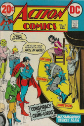 Action Comics (DC Comics - 1938) -417- Conspiracy of the Crime-Lords