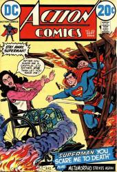 Action Comics (DC Comics - 1938) -416- Superman, You Scare Me to Death