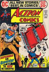 Action Comics (DC Comics - 1938) -414- Superman vs Superstar