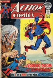 Action Comics (DC Comics - 1938) -413- The Voodoo Doom of Superman