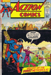 Action Comics (DC Comics - 1938) -412- Secret of the First Metropolis