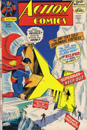 Action Comics (DC Comics - 1938) -411- The Day They Sold Superman's Fortress