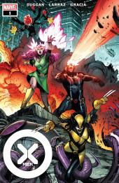 X-men Vol.6 (Marvel comics - 2021) -1- Issue #1