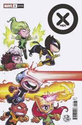 X-men Vol.6 (Marvel comics - 2021) -1B- Issue #1
