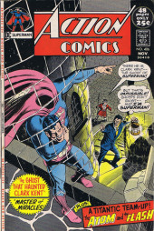 Action Comics (DC Comics - 1938) -406- The Ghost That Haunted Clark Kent!