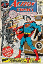 Action Comics (DC Comics - 1938) -405- Bodyguard or Assassin?