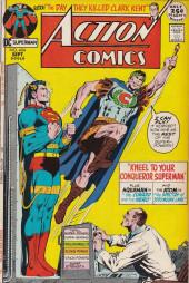 Action Comics (DC Comics - 1938) -404- Kneel to Your Conqueror, Superman