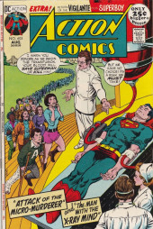Action Comics (DC Comics - 1938) -403- Attack of the Micro-Murderer