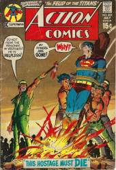 Action Comics (DC Comics - 1938) -402- This Hostage Must Die