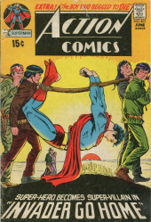 Action Comics (DC Comics - 1938) -401- Invader Go Home