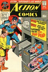 Action Comics (DC Comics - 1938) -399- Superman, You're Dead... Dead Dead