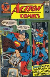 Action Comics (DC Comics - 1938) -397- The Secret of the Wheel-Chair Superman