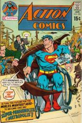 Action Comics (DC Comics - 1938) -396- The Super-Panhandler of Metropolis
