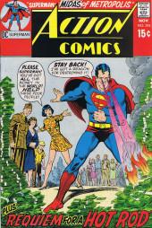 Action Comics (DC Comics - 1938) -394- Superman -- Midas of Metropolis