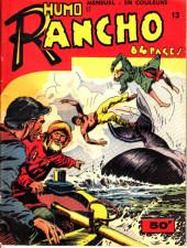 Rancho (S.E.R) -13- Humo et Rancho - Passez la Monnaie !