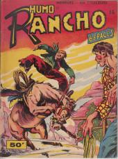 Rancho (S.E.R) -15- Humo et Rancho -  Ramon L'Aquila ...