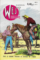 West Romance (S.E.R) -8- Sur la piste de Jubal