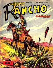 Rancho (S.E.R) -20- Humo Rancho - Les intrigues du Maharadjah