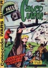 Casco verde -2- Operación cazadora de cuero