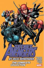 Secret Avengers (2010) -OMNI- Secret Avengers by Rick Remender