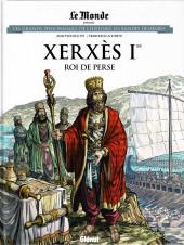 Les grands Personnages de l'Histoire en bandes dessinées -65- Xerxès Ier, roi de Perse