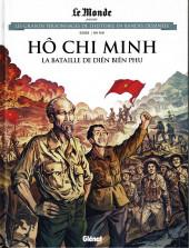 Les grands Personnages de l'Histoire en bandes dessinées -62- Hô Chi Minh, La bataille de Diên Biên Phu