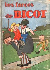 Bicot -4- Les farces de Bicot