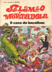 Salamäo e Mortadela -12- O caso do bacalhau
