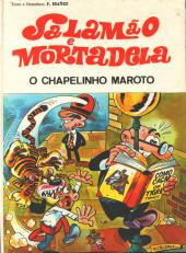 Salamäo e Mortadela -8- O chapelinho maroto