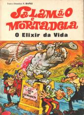Salamäo e Mortadela -10- O elixir da vida