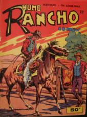 Rancho (S.E.R) -22- Humo Rancho - L'Attaque des Cangaceiros