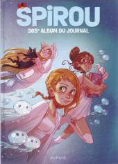 (Recueil) Spirou (Album du journal) -365- Spirou album du journal